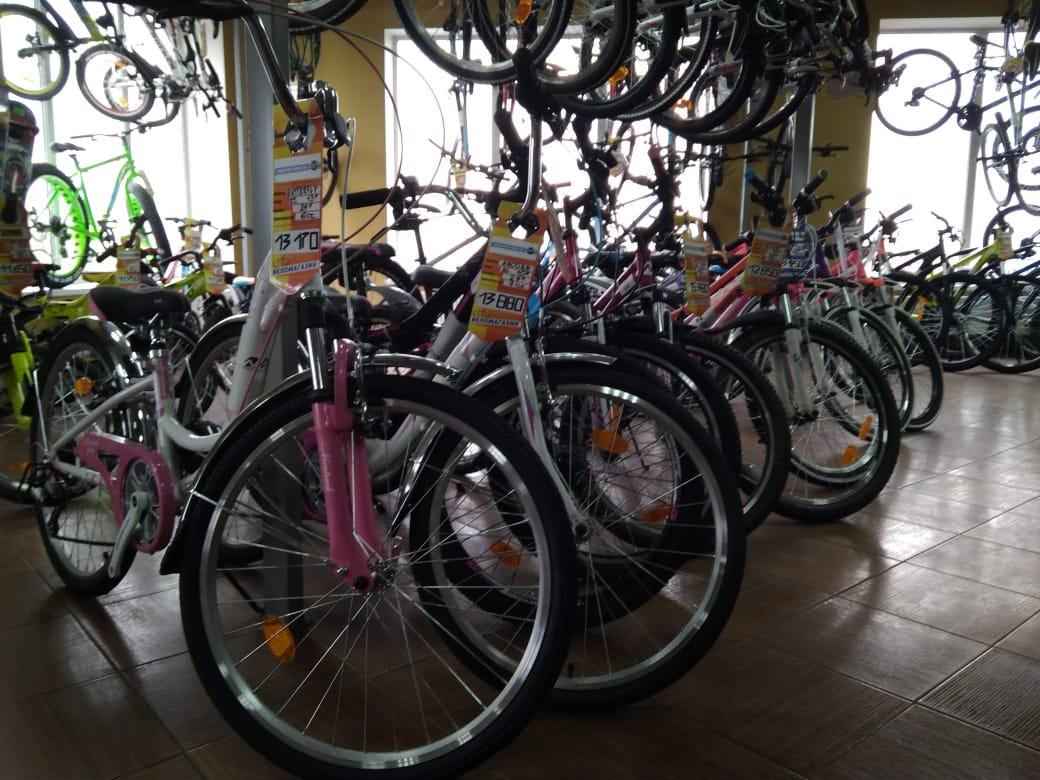 2 - Велосипеды в Щелково от производителя. Бренды Fuji, Novatrack, Stels, Stinger