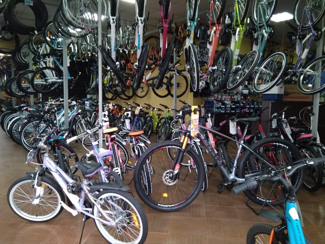 3 - Велосипеды в Щелково от производителя. Бренды Fuji, Novatrack, Stels, Stinger
